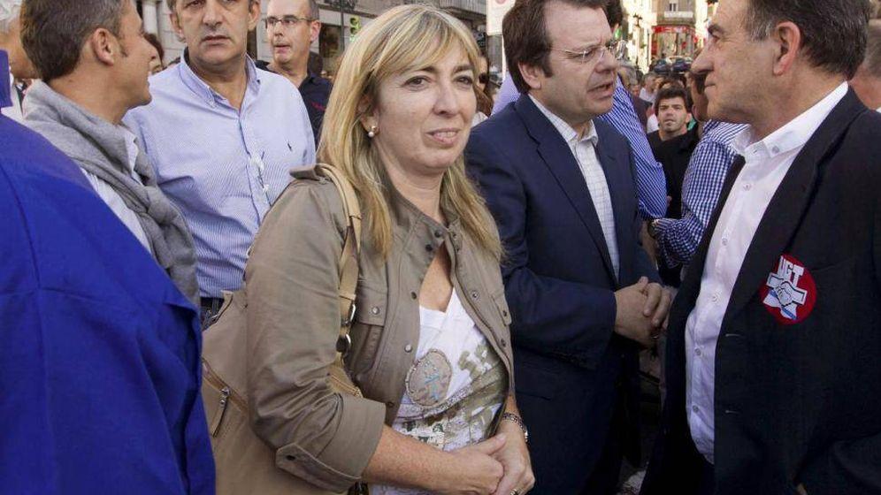 Foto: Lucía Molares, en una foto de archivo.