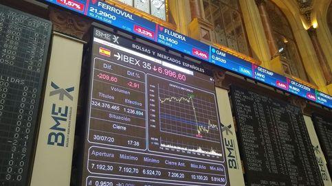 La banca se desangra en bolsa y el veto a los dividendos eleva su prima de riesgo