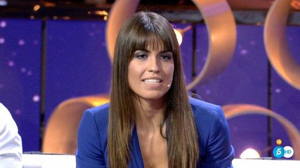 'GH VIP 7'   Sofía Suescun rompe con Kiko Jiménez en directo: ¡Vete a tomar por...!