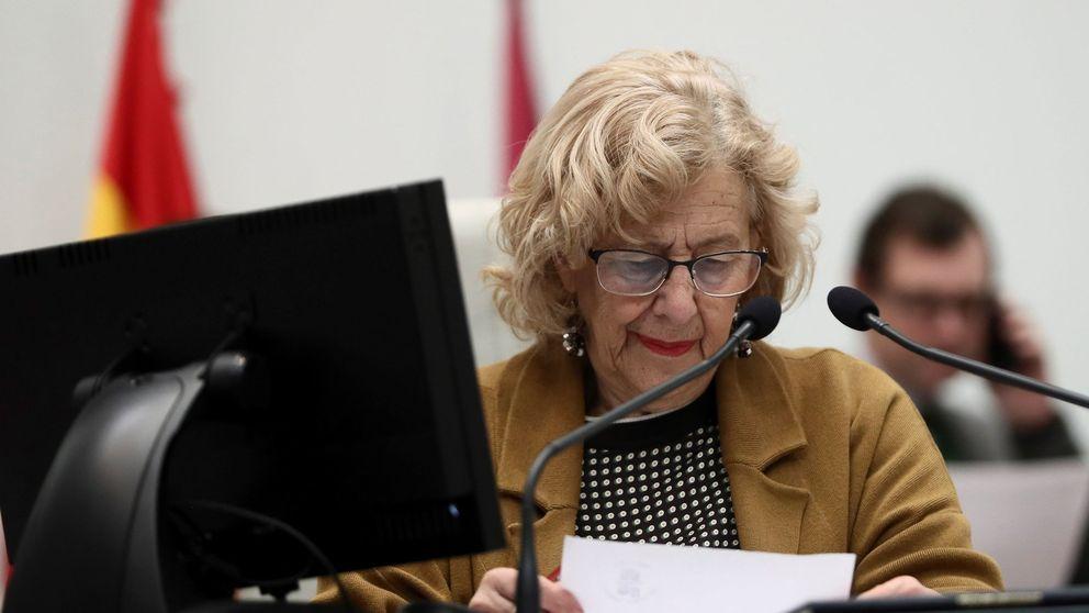 El ayuntamiento pide el cese de Carmena como edil de Cultura tras un error del PSOE