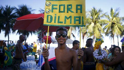 Dilma Rousseff, a un paso de un juicio político que le puede costar el cargo