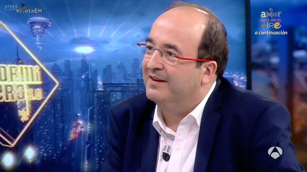 Iceta: Rajoy es un grande de España al decir que aceptará nuestra abstención