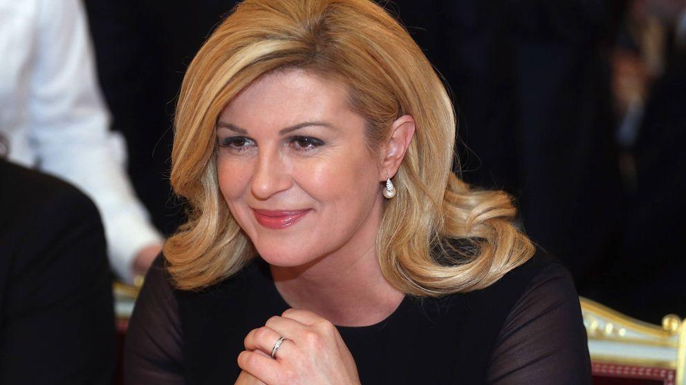 La presidenta de Croacia, luces y sombras de la más buscada del Mundial