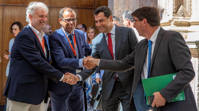 El nuevo y oculto 'pacto andaluz'