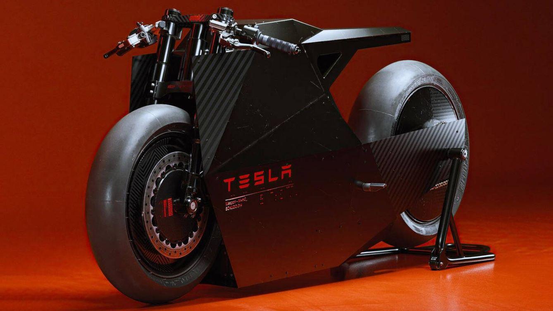 Foto: La Tesla Sokudo (Ash Thorp)