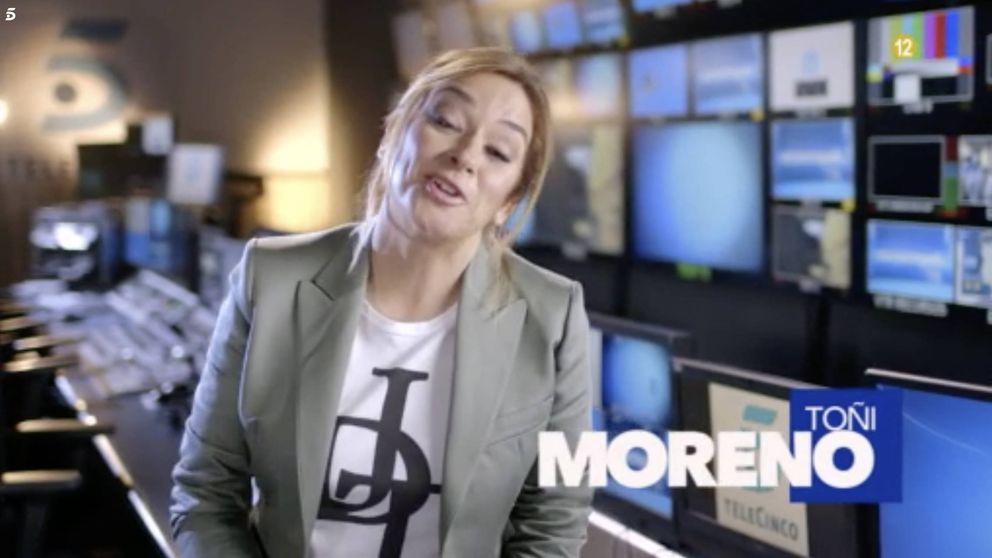 Toñi Moreno se estrena con 'Viva la vida' este próximo sábado