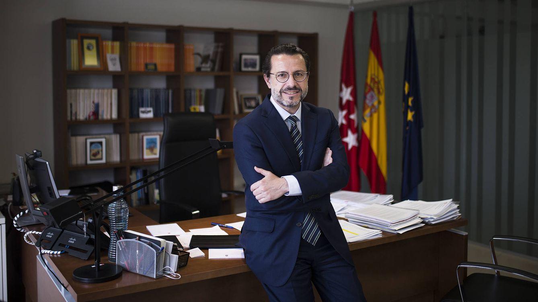 Javier Fernández-Lasquetty: Los madrileños quieren impuestos bajos