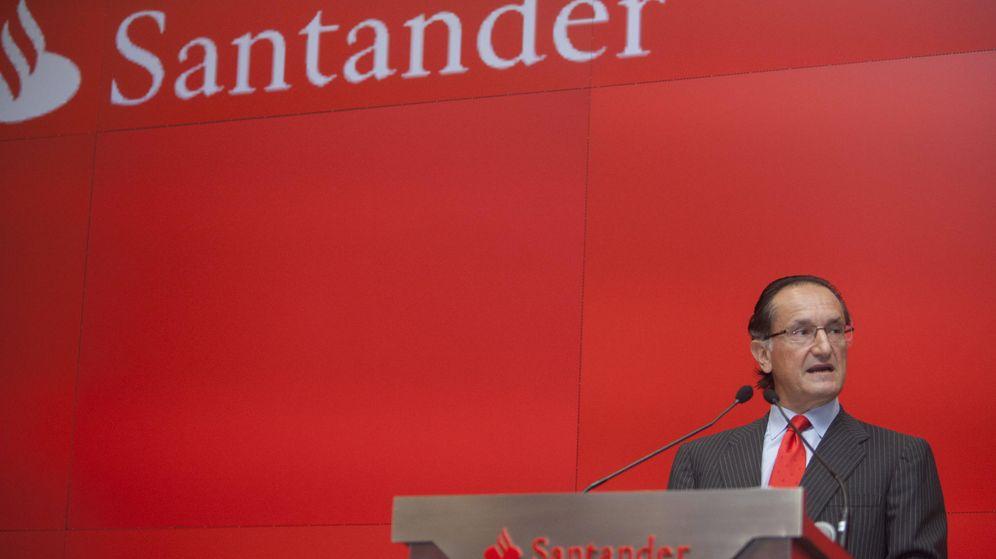 Foto: El hasta ahora presidente de Santander Brasil, Jesús Zabalza. (EFE)