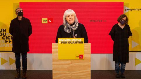 La CUP enmudece al empresariado catalán