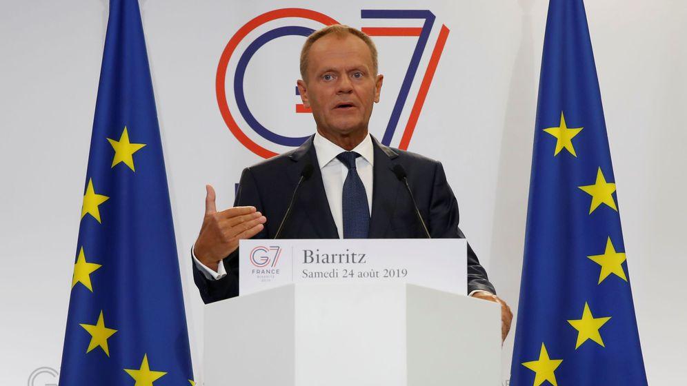 Foto: El presidente del Consejo Europeo, Donald Tusk. (EFE)