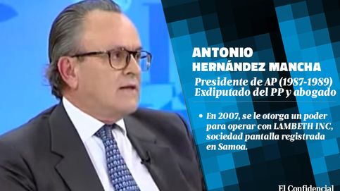 Hernández Mancha, el breve