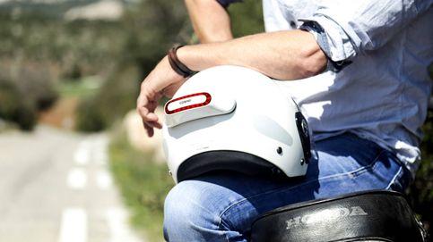Cosmo Connected mejora la seguridad vial de los más moteros