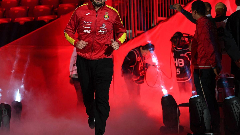Sterbik se incoporó el jueves a la concentración de la selección española en Zagreb. (EFE)
