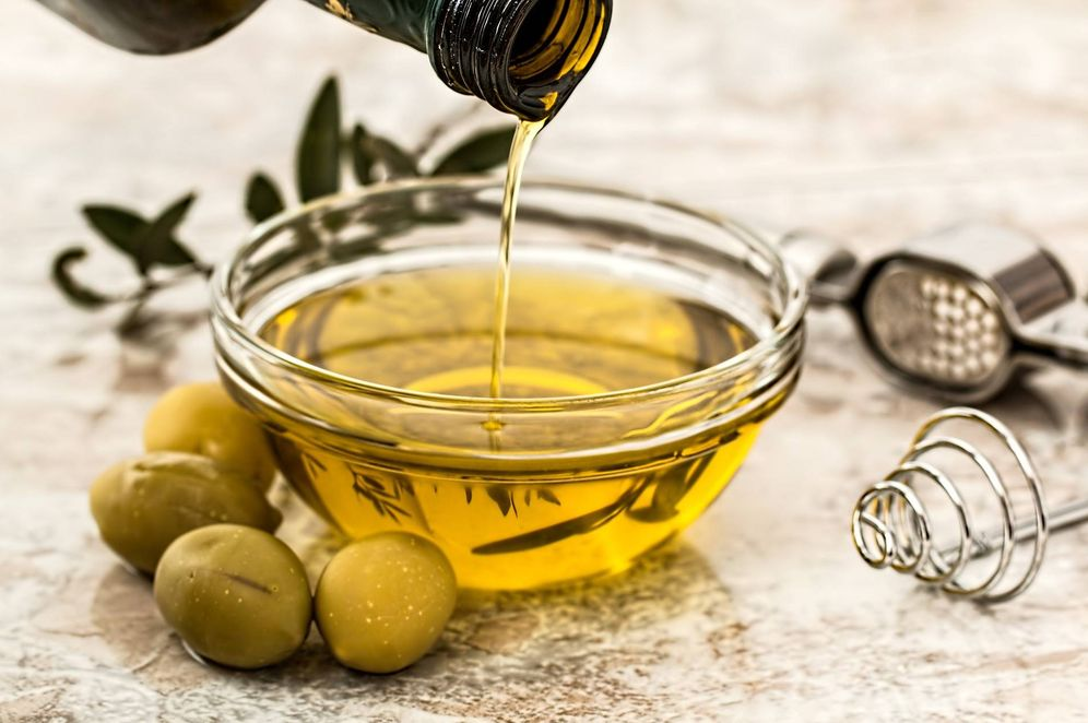 Foto: Aceite oliva.