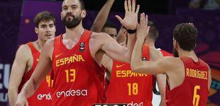 Post de Marc Gasol destroza a Alemania y allana el pase de España a semifinales