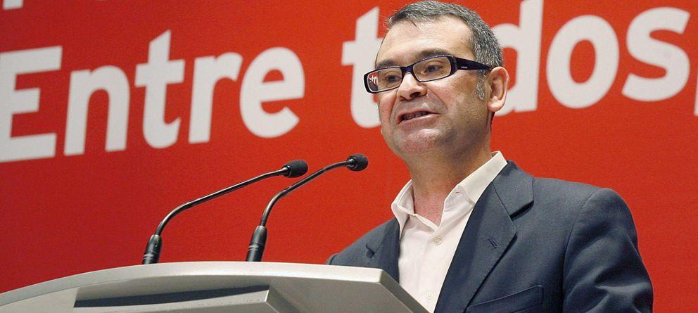 Foto: El alcalde socialista de Parla, José María Fraile (Efe)