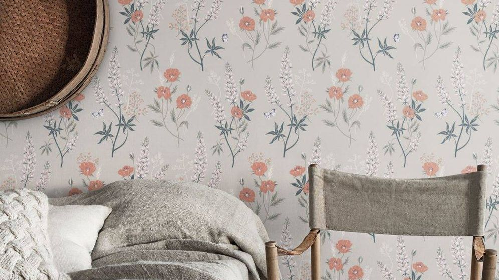 Foto: Imagen de la colección de papeles pintados de la firma danesa Sandberg Wallpapers.