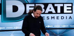 Post de Quién había (realmente) detrás de la marca del jersey del debate de Pablo Iglesias