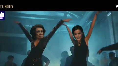 La reina Letizia y Sofía, protagonistas de la parodia de 'Lo malo' en 'Late Motiv'