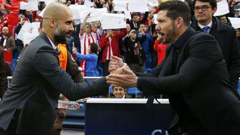 Desmontando el Simeone vs. Guardiola: uno no sabe atacar y el otro no sabe defender