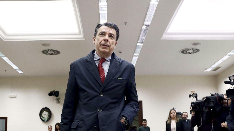El expresidente de la Comunidad de Madrid, Ignacio González. (EFE)