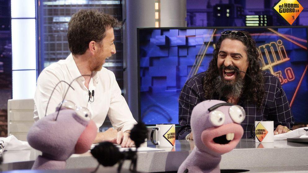 El Cigala vuelve a liarla en 'El hormiguero' con chistes de gitanos