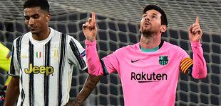 Post de El Barça no solo gana, sino que da motivos para la esperanza ante la Juventus (0-2)