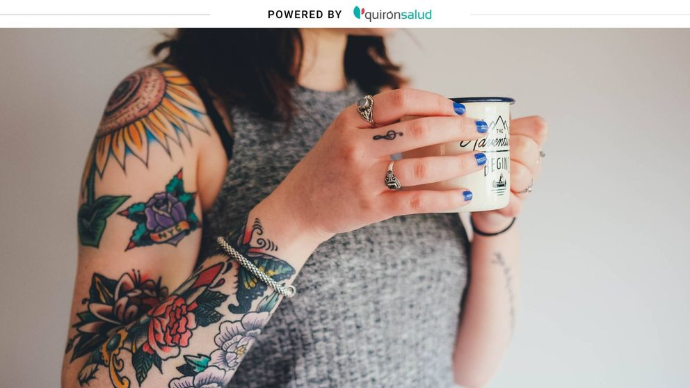 Infecciones, reacciones alérgicas... Los tatuajes, ¿perjudiciales para la piel?