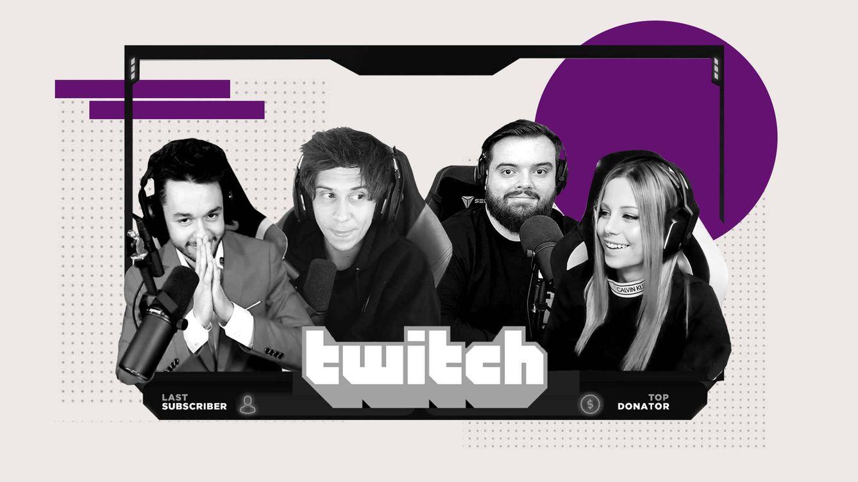 Cómo España se ha convertido en una potencia mundial de Twitch y rompe récords