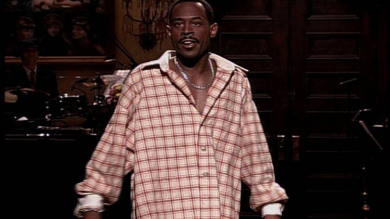 El día que Martin Lawrence fue vetado de por vida en el 'Saturday Night Live'