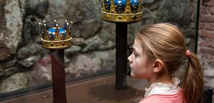 Post de Estelle de Suecia, aprendiz de princesa: sus primeros pasos como futura reina