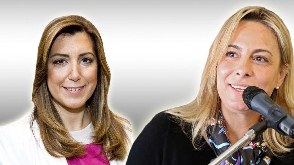 Sonia Castedo y Susana Díaz, las bazas de Telecinco y La Sexta