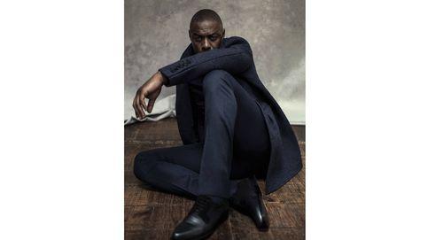 Idris Elba, portada de Gentleman enero