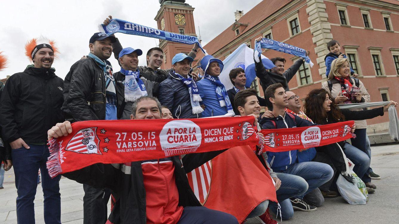 El Sevilla se hace grande en Europa y España tendrá cinco equipos en Champions