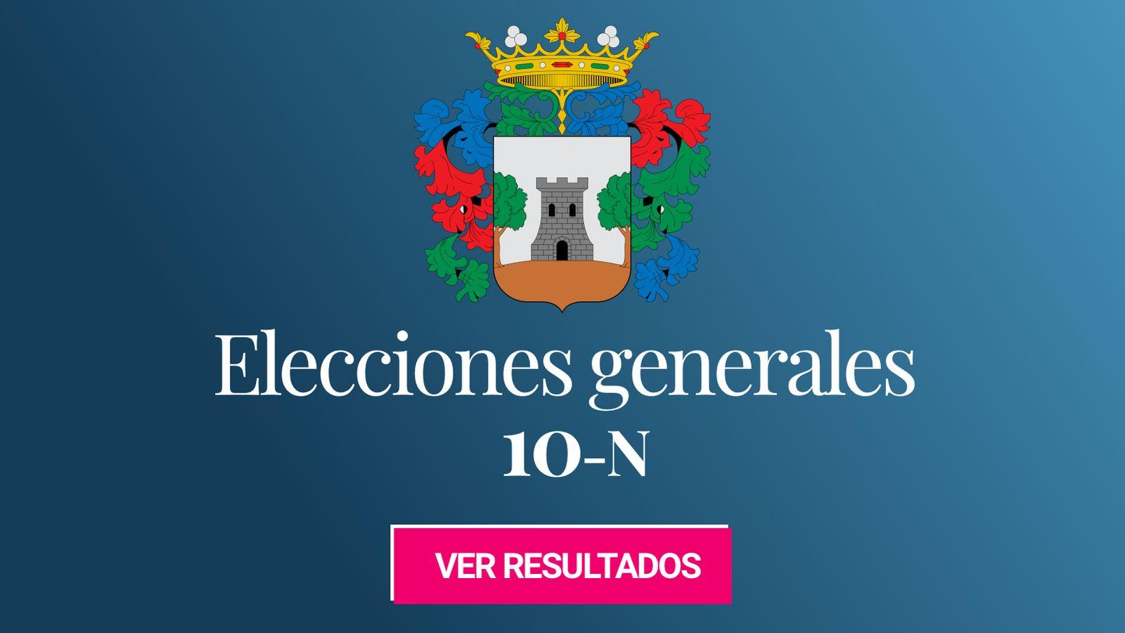 Foto: Elecciones generales 2019 en Mijas. (C.C./EC)