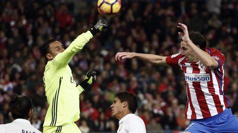 Real Madrid-Atlético de Madrid, sábado 8 de abril a las 16.15 horas