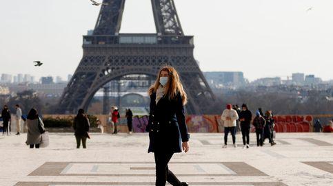 Los grandes países europeos están en contracción o recesión por los rebrotes del virus