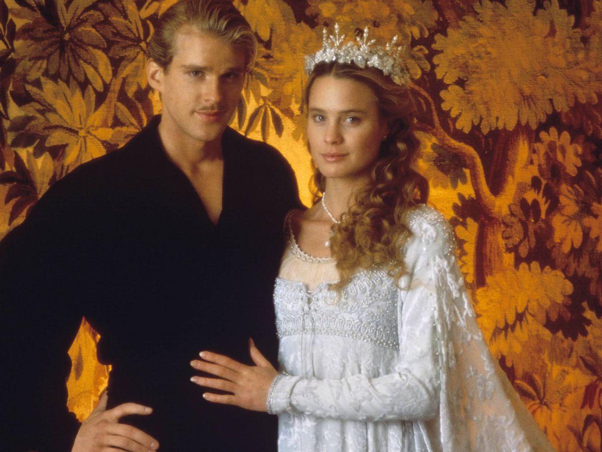 Foto:  Cary Elwes y Robin Wright, en 'La princesa prometida'. (CP)