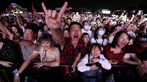 Wuhan celebra el Día del Trabajo con un evento de 11.000 personas
