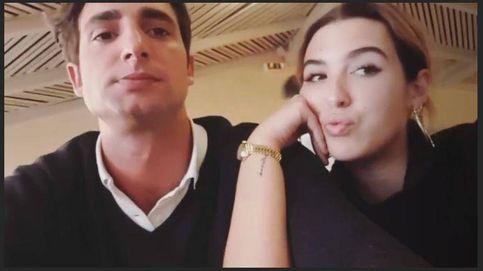Alba Díaz y su novio: una romántica escapada de enamorados rumbo a Lisboa