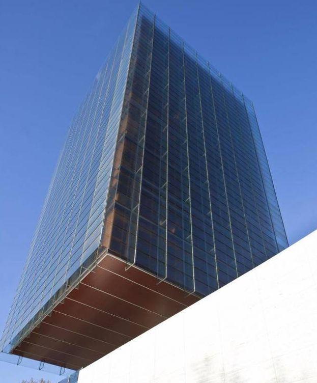 Foto: Exterior de la sede de Pérez-Llorca en Madrid.