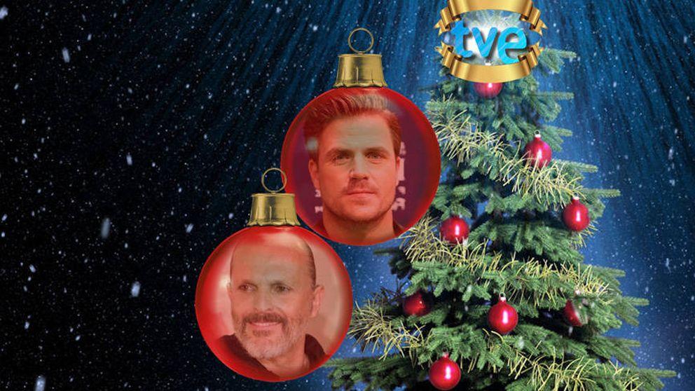TVE no repara en gastos: 155.000 euros para los decorados de Navidad