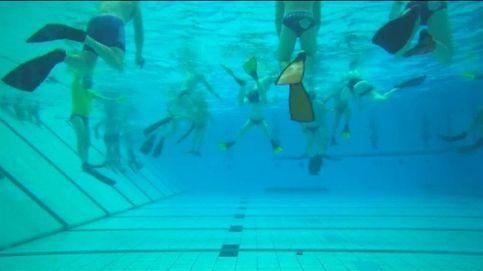 El hockey subacuático Octopush prospera en Gran Bretaña