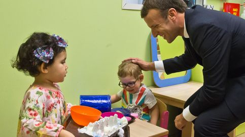 Macron presentará un ambicioso plan de lucha contra la pobreza en Francia