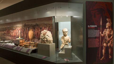 El rey inaugura el museo Íbero de Jaén