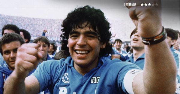 'Diego Maradona': alcohol, cocaina, mujeres y complacencia con un dios caido