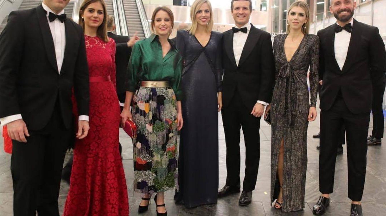 Isabel Torres y Andrea Levy apuestan por el made in Spain para los Goya