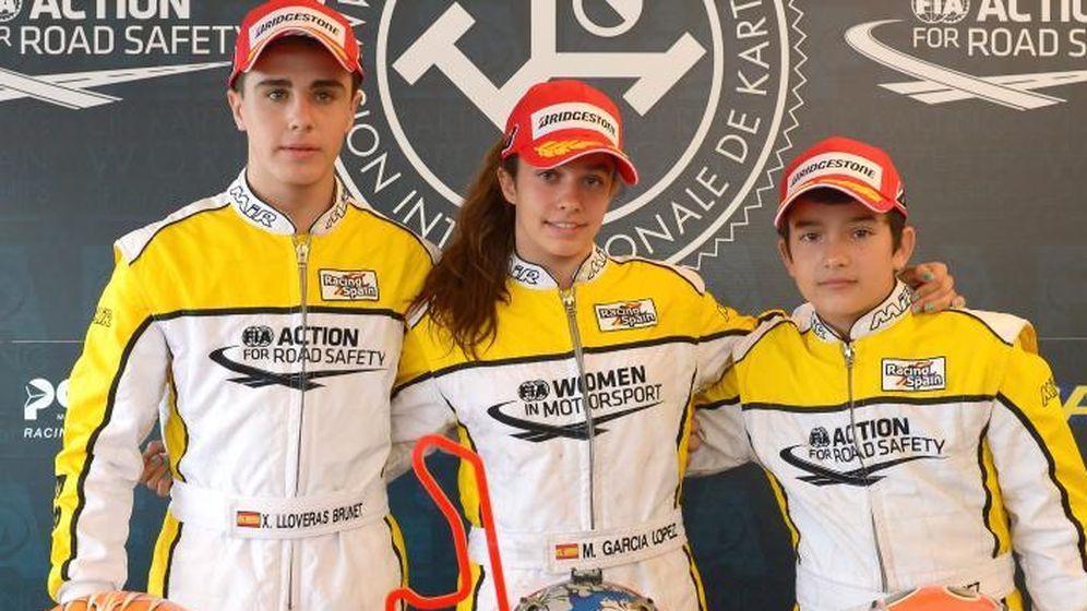 Foto: Marta ya ha pasado a la historia (FIA).