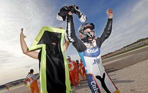 El campeón Viñales, un catalán madridista que sueña con ser notario y es campeón