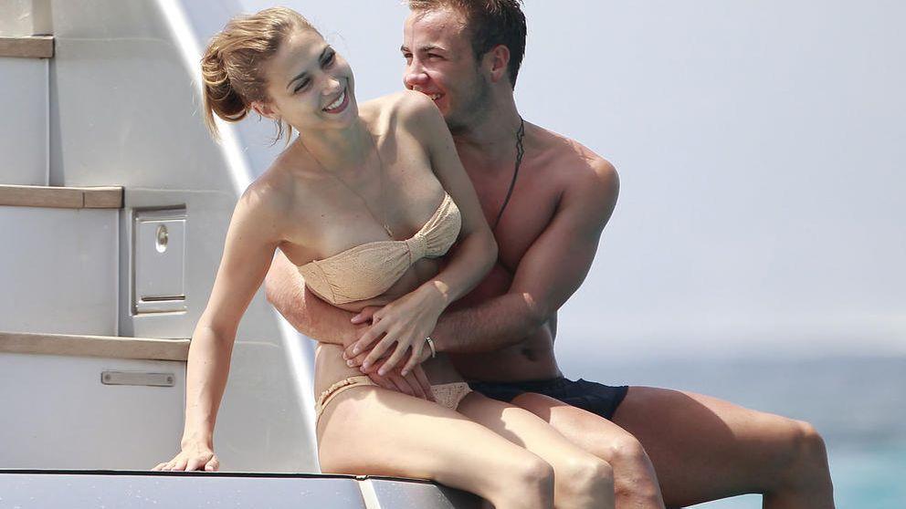 La foto de la novia de Götze que ha escandalizado a la prensa alemana